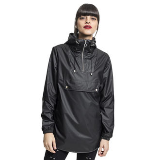 Ženska jakna URBAN CLASSICS - High Neck - črna, URBAN CLASSICS
