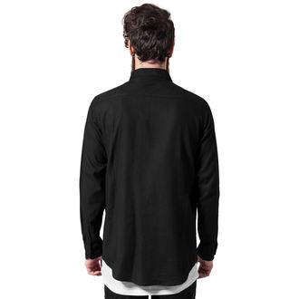 Moška srajca URBAN CLASSICS - karirasti flanel, URBAN CLASSICS