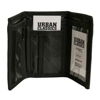 Denarnica URBAN CLASSICS - PU - črna, URBAN CLASSICS