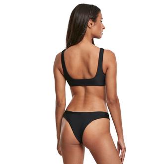 Ženske kopalke / bikini URBAN CLASSICS - Bikini - črna, URBAN CLASSICS