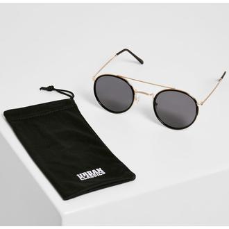 Sončna očala URBAN CLASSICS - Palermo - črna / zlata - TB3588, URBAN CLASSICS