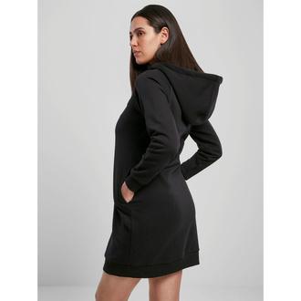 Ženska obleka URBAN CLASSICS - Hiking - črna, URBAN CLASSICS