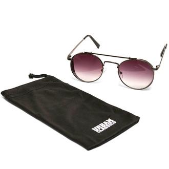 Sončna očala URBAN CLASSICS - Chios - črna / črna, URBAN CLASSICS
