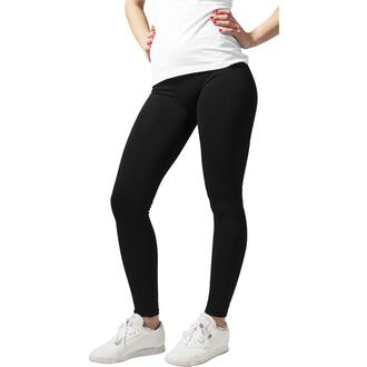 Ženske hlače URBAN CLASSICS - PA Leggings - črna, URBAN CLASSICS