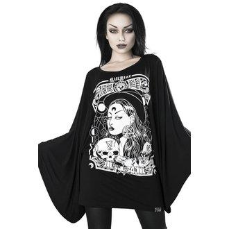 Ženska majica z dolgimi rokavi (tunika) KILLSTAR - The Witch Kimono, KILLSTAR