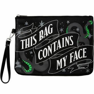 Toaletna torbica KILLSTAR - This Bag, KILLSTAR