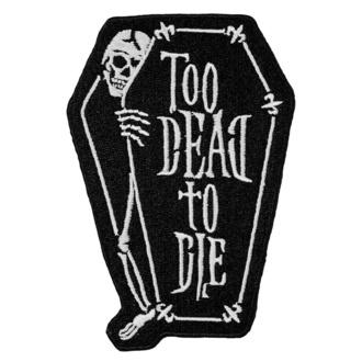 likalni našitek (aplikacija) KILLSTAR - Too Dead, KILLSTAR