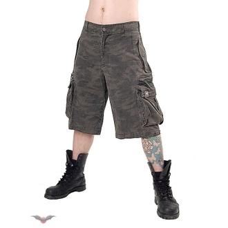 kratke hlače moški QUEEN OF DARKNESS TR2-050/07, QUEEN OF DARKNESS
