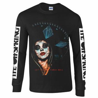 Moška majica z dolgimi rokavi Offspring - Bad Times - Črna, NNM, Offspring