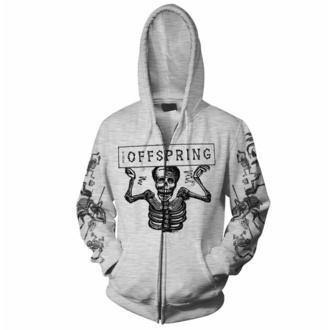 Moška majica Offspring - Skeletons - Siva - RTTOSZHGSKE