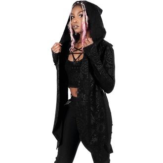 Ženski hoodie (cardigan) KILLSTAR - Unholy Sabbath Crop, KILLSTAR