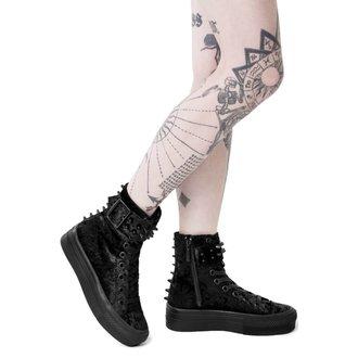 Klin ženski čevlji - UNHOLY HIGH TOPS - KILLSTAR, KILLSTAR
