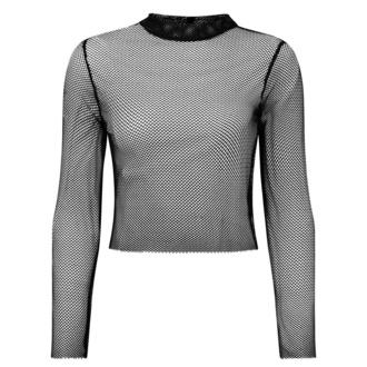 Ženska majica z dolgimi rokavi KILLSTAR - Unruly Fishnet, KILLSTAR