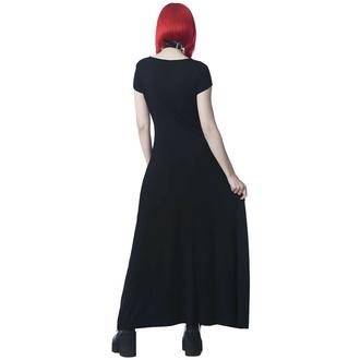Ženska obleka KILLSTAR - Untamed Batwing - Črna, KILLSTAR