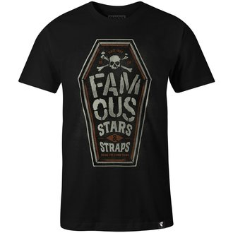 Moška ulična majica - UNDERWORLD - FAMOUS STARS & STRAPS, FAMOUS STARS & STRAPS