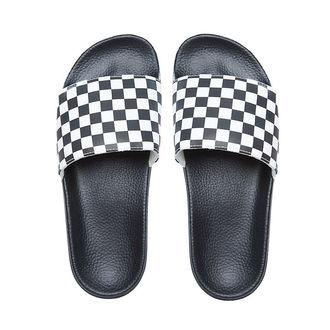 Flip-flops moški VANS - Slide-On (Šahovnica) - Črno / Bela, VANS