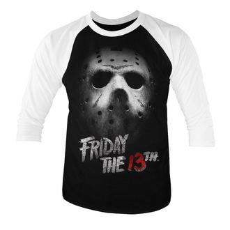 Moška filmska majica Friday the 13th - Bela - HYBRIS, HYBRIS, Friday the 13th