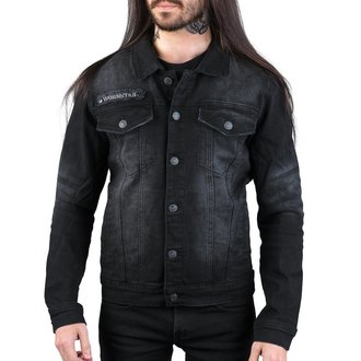 moška jakna WORNSTAR - Idolmaker - Vintage Black, WORNSTAR