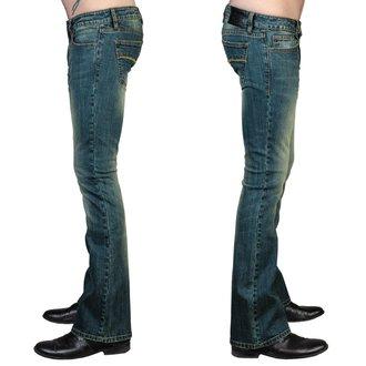 Moške hlače (kavbojke) WORNSTAR - Hellraiser - Vintage Modra, WORNSTAR