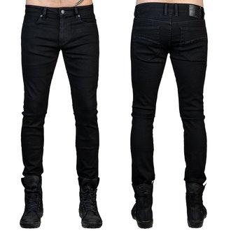 Moške hlače (kavbojke) WORNSTAR - Rampager - Črna, WORNSTAR