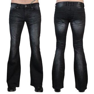 Moške hlače (kavbojke) WORNSTAR - Starchaser - Vintage Črna, WORNSTAR
