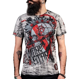 Moška hardcore majica - CHAOS - WORNSTAR, WORNSTAR