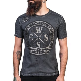 Moška hardcore majica - Chop Shop - WORNSTAR, WORNSTAR