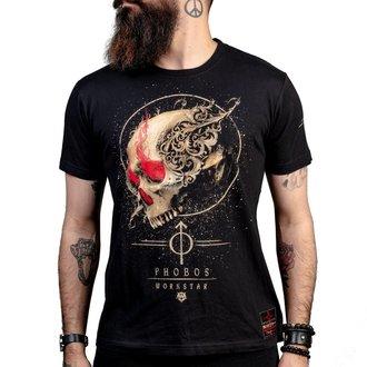 Moška hardcore majica - Phobos - WORNSTAR, WORNSTAR
