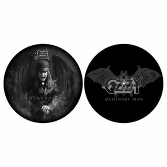 Blazinica za gramofon (set 2 kos) OZZY OSBOURNE - ORDINARY MAN - RAZAMATAZ, RAZAMATAZ, Ozzy Osbourne