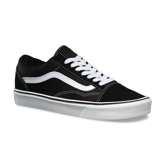 čevlji VANS - UA Old Skool Lite - Suede/Canvas/Black/White, VANS