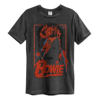 Moška metal majica David Bowie - Aladdin Sane Anniversary - AMPLIFIED, AMPLIFIED, David Bowie