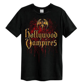 Moška metal majica Hollywood Vampires - Bat Blood Logo - AMPLIFIED, AMPLIFIED, Hollywood Vampires