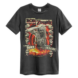 Moška metal majica Rob Zombie - Born Insane - AMPLIFIED, AMPLIFIED, Rob Zombie