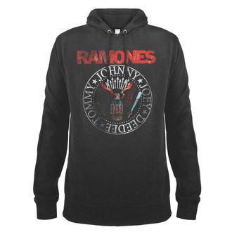 Moška jopa s kapuco Ramones - AMPLIFIED - AMPLIFIED, AMPLIFIED, Ramones