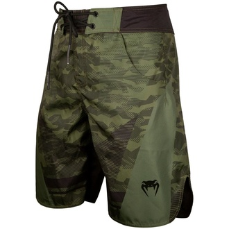 Moške boksarske kratke hlače (fightshorts) VENUM - Trooper - Gozd Camo / Črno - VENUM-03702-219