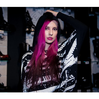 jopa s kapuco ženske Avril Lavigne - Punk Hair - ABBEY DAWN, ABBEY DAWN, Avril Lavigne