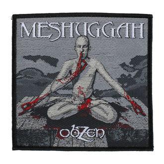Našitek MESHUGGAH - OBZEN - RAZAMATAZ, RAZAMATAZ, Meshuggah