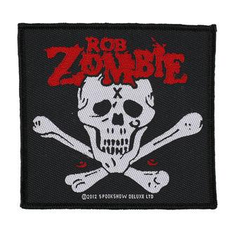 Našitek ROB ZOMBIE - DEAD RETURN - RAZAMATAZ, RAZAMATAZ, Rob Zombie