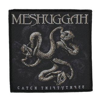 Našitek MESHUGGAH - CATCH 33 - RAZAMATAZ, RAZAMATAZ, Meshuggah