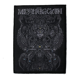 Našitek MESHUGGAH - MUSICAL DEVIANCE - RAZAMATAZ, RAZAMATAZ, Meshuggah