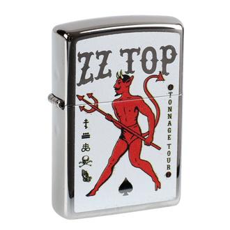 Vžigalnik ZIPPO - ZZ TOP, ZIPPO, ZZ-Top