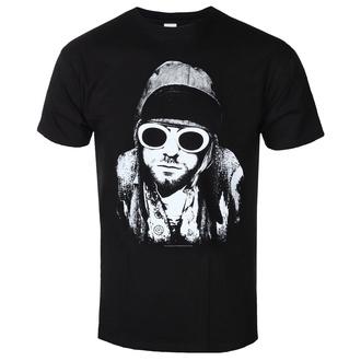 Moška majica KURT COBAIN - ONE COLOUR - PLASTIC HEAD, PLASTIC HEAD, Nirvana