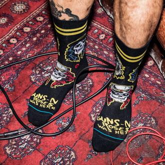 Nogavice Guns N' Roses - APPETIT - ČRNA, STANCE, Guns N' Roses