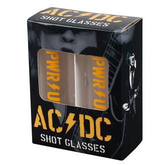 Kozarci za žganje in aperitiv (set) AC / DC - Shot In The Dark - RAZAMATAZ, RAZAMATAZ, AC-DC