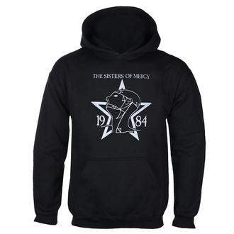 Moški hoodie SISTERS OF MERCY - LOGO - ČRNA - GOT TO HAVE IT, GOT TO HAVE IT, Sisters of Mercy