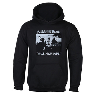 Moški hoodie BEASTIE BOYS - CHECK YOUR HEAD - ČRNA - GO TO HAVE IT, GOT TO HAVE IT, Beastie Boys