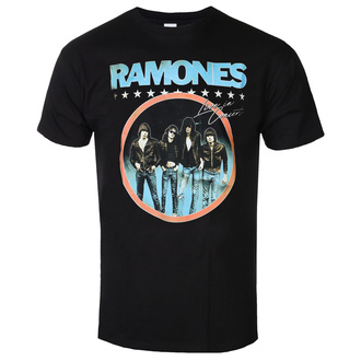 Moška majica RAMONES - VINTAGE PHOTO - ČRNA - GOT TO HAVE IT, GOT TO HAVE IT, Ramones