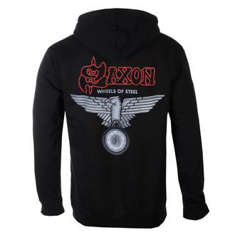 Moški hoodie axon - Wheels Of Steel - RAZAMATAZ, RAZAMATAZ, Saxon