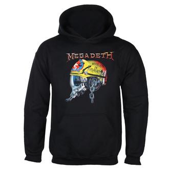 Moška jopa s kapuco Megadeth - FULL METAL VIC - PLASTIC HEAD, PLASTIC HEAD, Megadeth