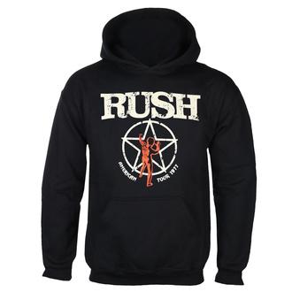 Moška jopa s kapuco Rush - AMERICAN TOUR 1977 - PLASTIC HEAD, PLASTIC HEAD, Rush